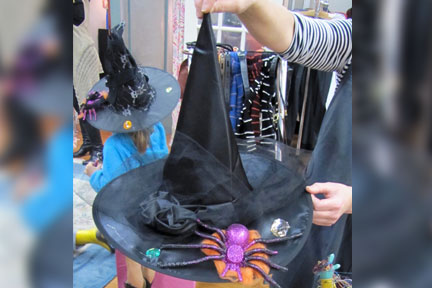Make Your Own Witch Hat