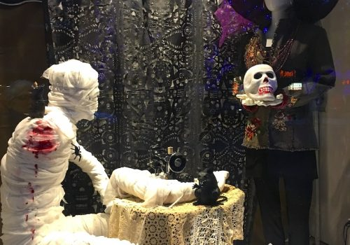 Spooky Halloween Windows NOT to be missed!