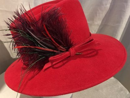 HAT LOVE! Exhibition, November 1 through 30, 2019