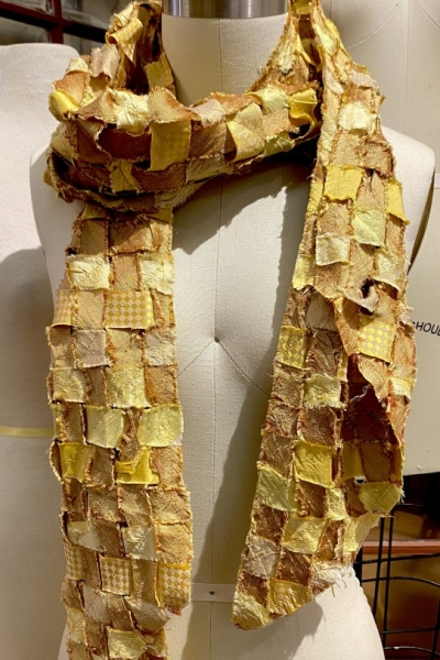 Butter Woven Scarf